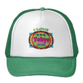 I LOVE Tokyo Emblem #1 2012 Hat