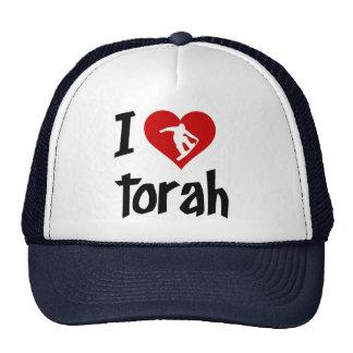 I Love Torah Cap