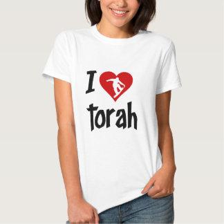 I Love Torah Tee Shirts