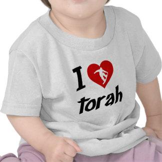 I Love Torah T-shirts