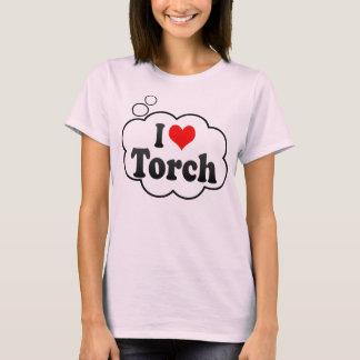 I love Torch T-Shirt