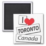 I Love Toronto Canada