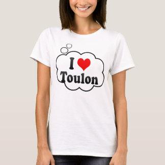 I Love Toulon, France T-Shirt