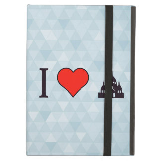 I Love Tourism Case For iPad Air