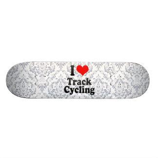 I love Track Cycling Skate Decks