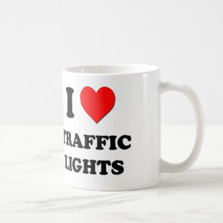 I love Traffic Lights Coffee Mug