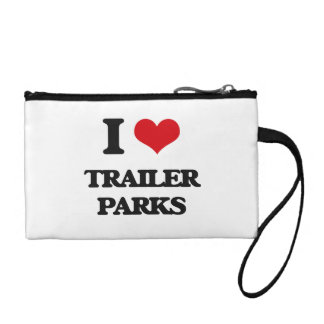 I love Trailer Parks Coin Wallets