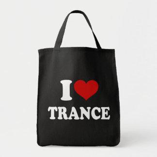 I Love Trance Bag
