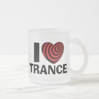I Love Trance Coffee Mug