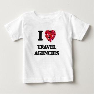 I love Travel Agencies Tshirt