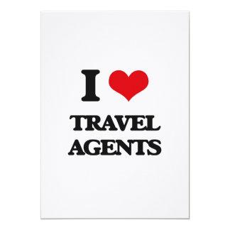 I love Travel Agents Custom Announcements