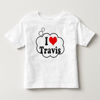I love Travis Tees
