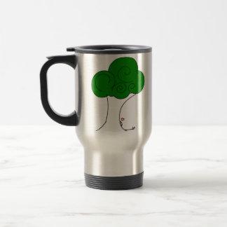 I love trees! mug