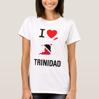 I LOVE TRINIDAD & TOBAGO T-Shirt