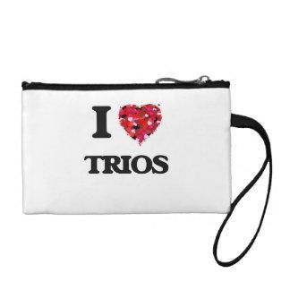 I love Trios Coin Wallet
