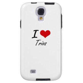 I love Trios Galaxy S4 Case