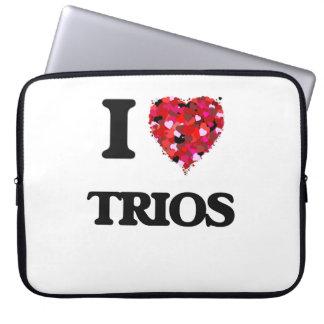 I love Trios Laptop Sleeves