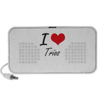I love Trios Mp3 Speakers