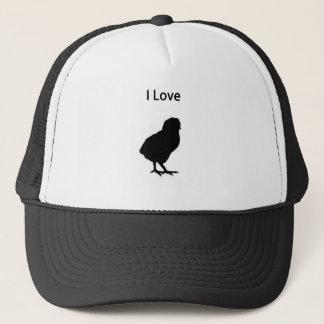 I Love.... Trucker Hat