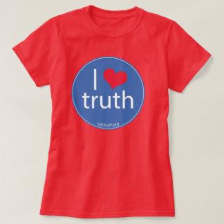 I Love Truth T-Shirt