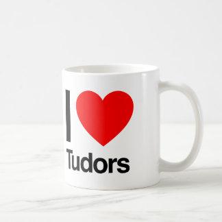 i love tudors coffee mug