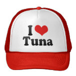 I Love Tuna Cap