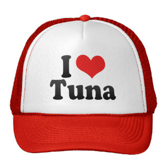 I Love Tuna Cap
