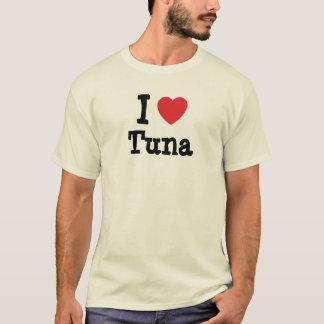 I love Tuna heart T-Shirt