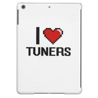 I love Tuners iPad Air Case