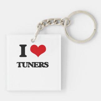 I love Tuners Acrylic Keychains