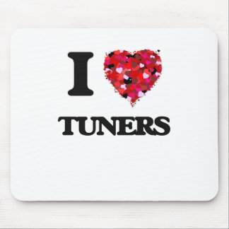 I love Tuners Mouse Pad