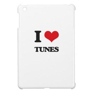 I love Tunes iPad Mini Case