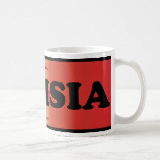 I Love Tunisia Coffee Mug