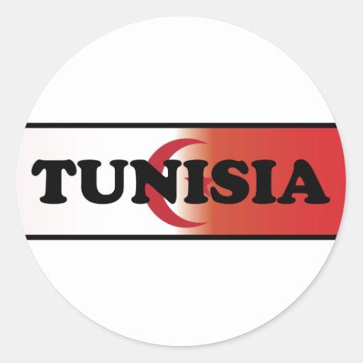 I Love Tunisia Sticker