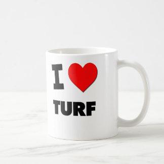 I love Turf Coffee Mug