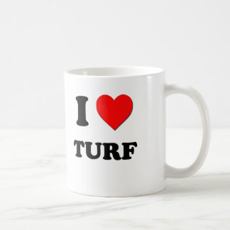 I love Turf Coffee Mugs