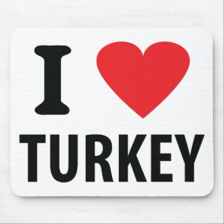I love turkey mouse pad
