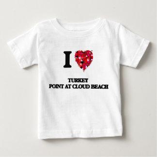 I love Turkey Point At Cloud Beach Maryland Tshirts