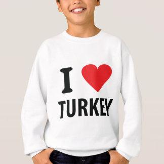 I love turkey shirt