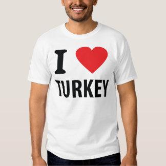 I love turkey t shirts
