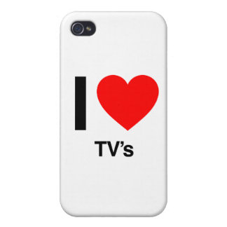 i love tv's case for the iPhone 4