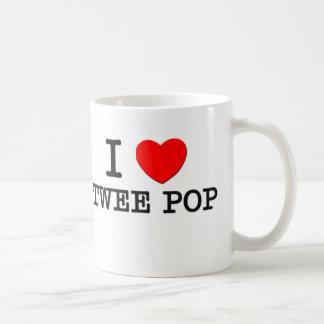 I Love Twee Pop Coffee Mug