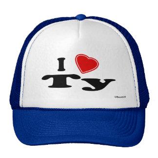 I Love Ty Cap