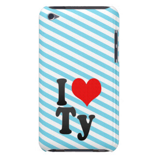 I love Ty iPod Touch Cover