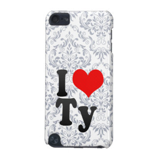 I love Ty iPod Touch 5G Case
