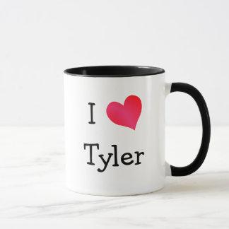 I Love Tyler Mug