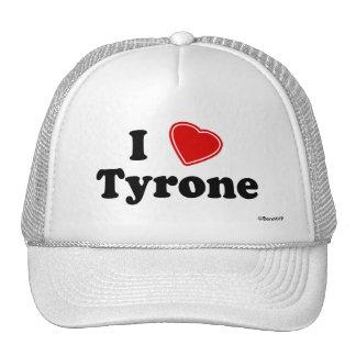 I Love Tyrone Trucker Hats