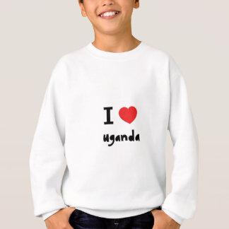 I love Uganda Sweatshirt