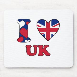 I love UK Mouse Pad