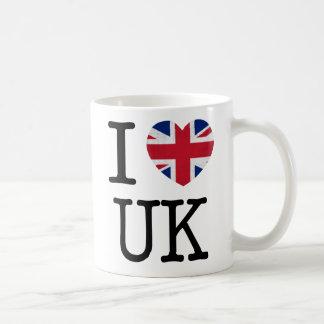 I Love UK Mug